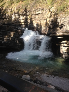 The payoff was this amazing view of the Upper Falls