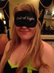 Out of Sight!