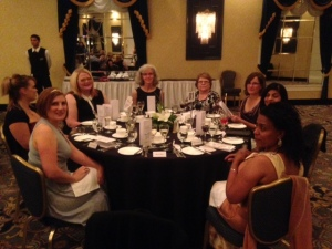 Table #1 - a great group of ladies