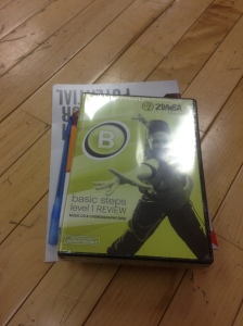 DVDs that you get when registering.