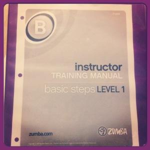 My Training manual