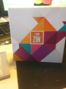 My bonus for signing up for ZIN
