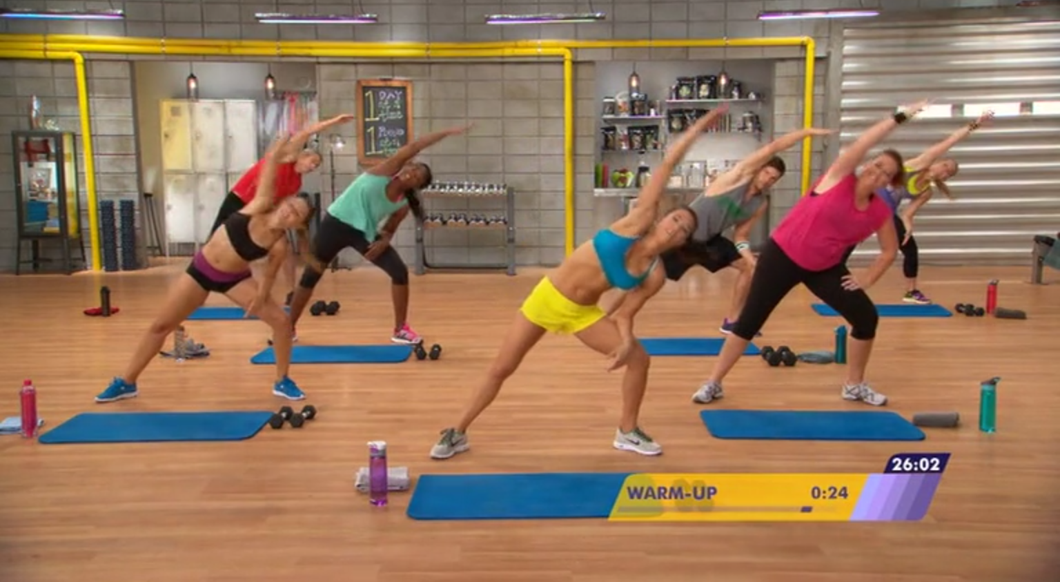Review 21 Day Fix: Total Body Cardio Fix – My Beautiful Life