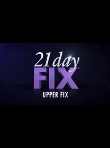 21 Day Fix Review Upper Fix Workout My Beautiful Life